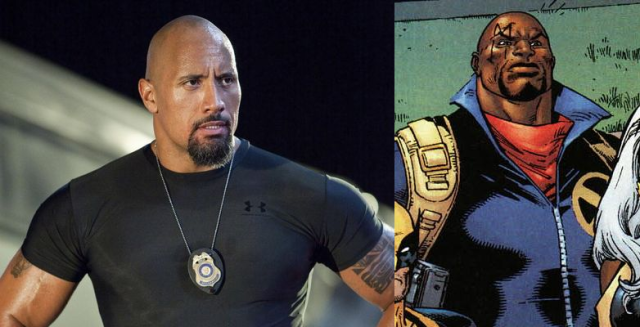 Dwayne Johnson Bishop